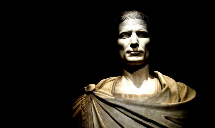 20 – Amount of times Julius Caesar was stabbed