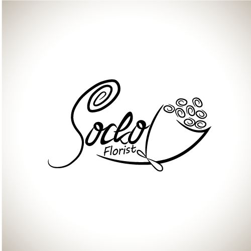design logo for socko florist