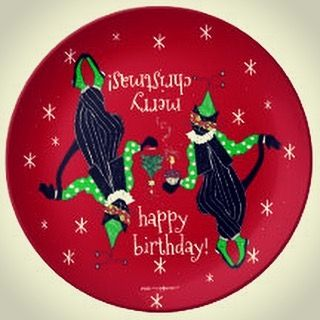 Is your birthday on Christmas??? Make sure that you get the accolades that you deserve with this fabulous birthday Christmas cake plate http://ift.tt/2eeTz7q #Christmas #catloverclub #catlover #birthday #christmascat #christmasbirthday #birthdaychristmas #happychristmasbirthday#cake #cakeplate #birthdaycake #christmasplate #jestercat #porcelain #holidayfun #holidayplates #holidaybirthday #happybirthday #merrychristmas
