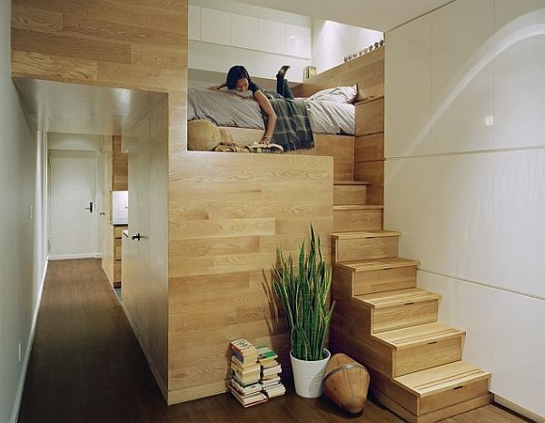 interesting nook     Google Image Result for http://cdn.decoist.com/wp-content/uploads/2012/05/Studio-loft-stairs-with-hidden-drawers-and-reading-nook.jpg