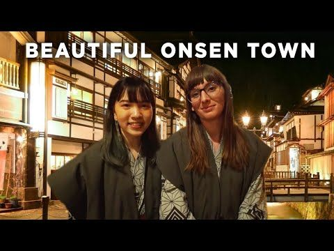 Exploring A Traditional Onsen Town in Tohoku – You…