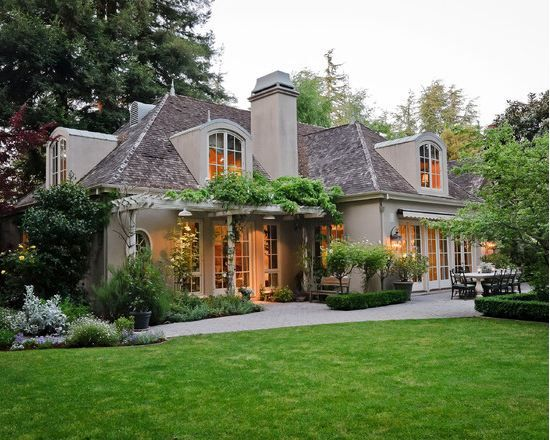 Modern French Country house....