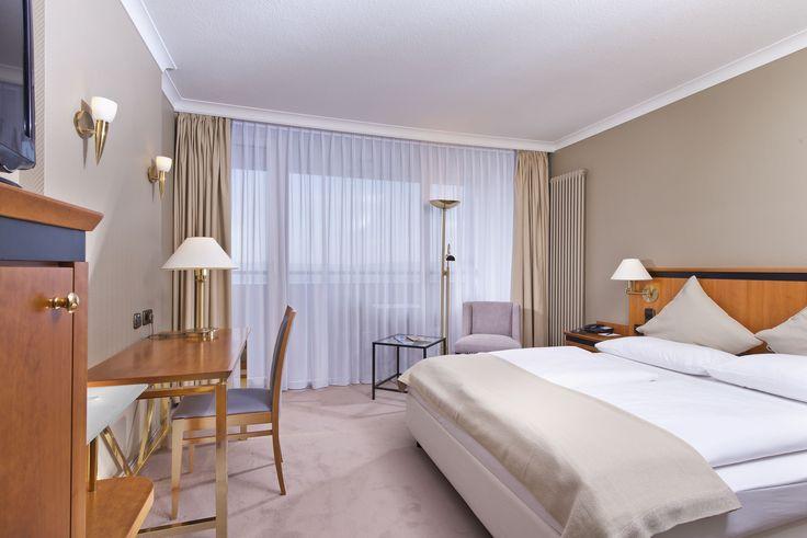 double room at Wyndham Garden Lahnstein Koblenz Hotel