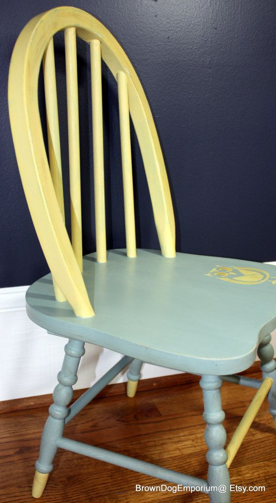The 25+ best Painted childs chair ideas on Pinterest ...