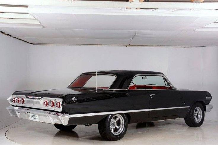 1963 Chevrolet Impala for sale #1971995 - Hemmings Motor News