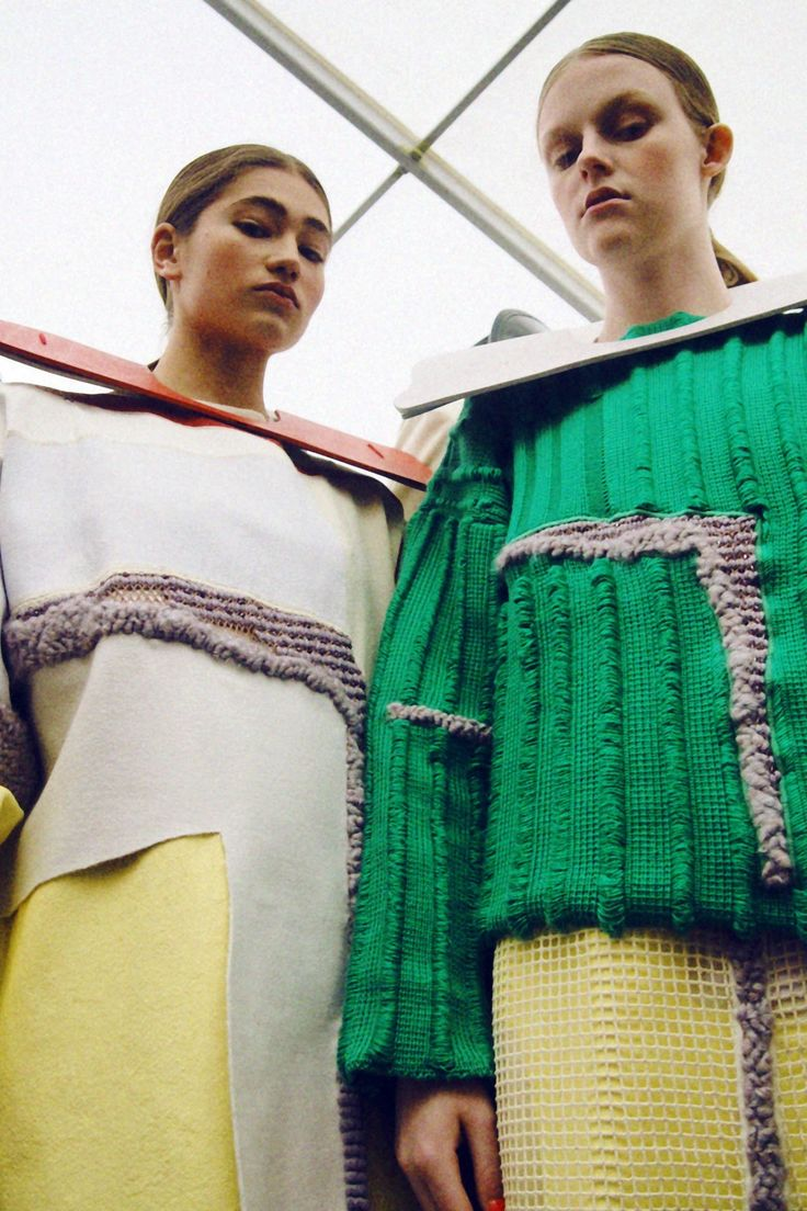 there's a new crop of london college of fashion graduates … | read | i-D