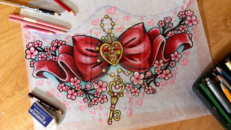 This would make a sweet chest piece