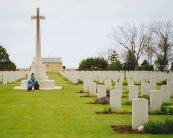 Bény-sur-Mer Canadian War Cemetery http://www.veterans.gc.ca/eng/remembrance/memorials/overseas/second-world-war/france/beny @ Cimetiere Militaire Canadien