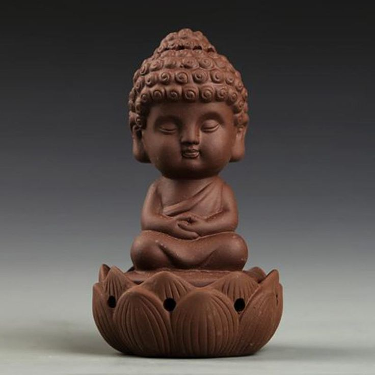Incensory Buddha Statue Incense Cones Ceramic Incense Burner Stove Disc Incense Burner Sandalwood Incense Coil Buddha Ornaments    #香炉#incense burner#Quemador de incienso#Благовонная горелка#Br?leur d'encens#moylor