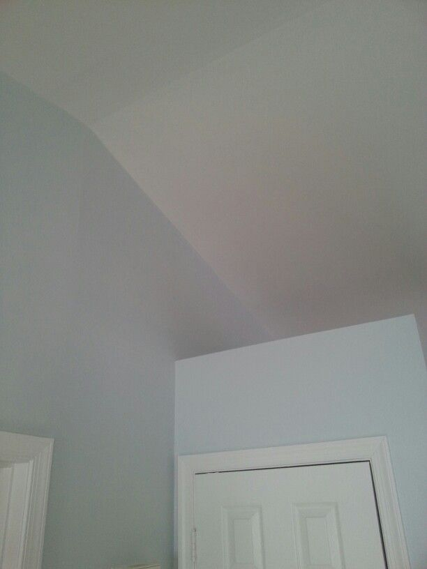 Sw 6224 Mountain Air By Sherwin Williams Applied By