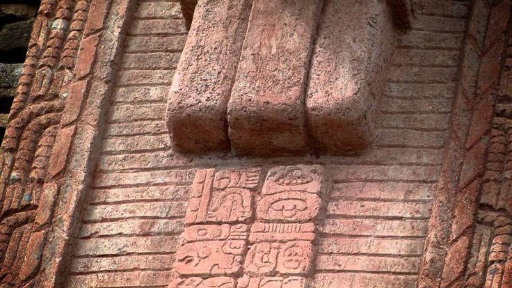 Toniná, una misteriosa estructura Maya en México @alvarodabril