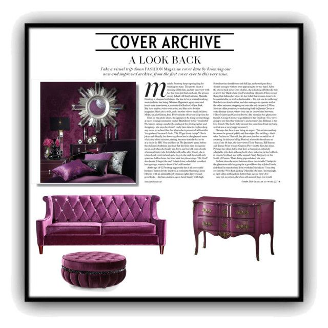 """""""Color Archive: Plum 02"""" by Hybrid-Rainbow on Polyvore."""