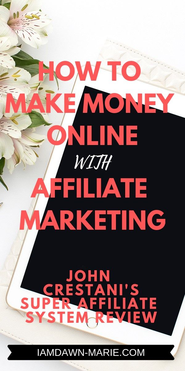 In this John Crestani Super Affiliate System review, you will find
