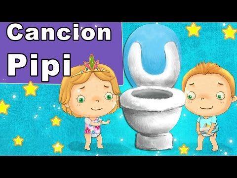 Cancion Pipi - Pipi Popo cancion para dejar el pañal - YouTube