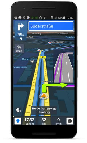 Sygic GPS Navigation & Maps v17.1.17 Patched APK is Here !   Sygic GPS Navigation & Maps  GPS Navigation & Maps is The Worlds Most Installed Offline turn-by-turn GPS navigation App for Android powered by TomTom Maps. Navigation and Maps are installed on the SD card so there is no need for an Internet connection when navigating.You can enjoy free navigation gps offline TomTom maps POIs route planning & map updates.To get the most of the navigation upgrade to premium and enjoy high-end…