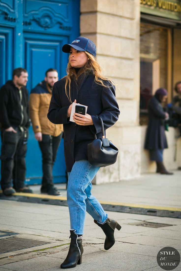 Haute Couture Spring 2017 Street Style: Miroslava Duma