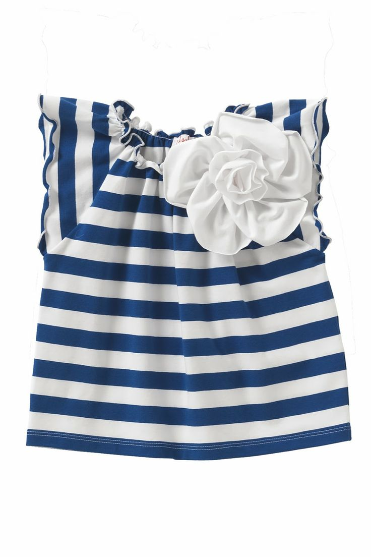 Moda bimbo estate 2014 de Il Gufo abbigliamento bambini