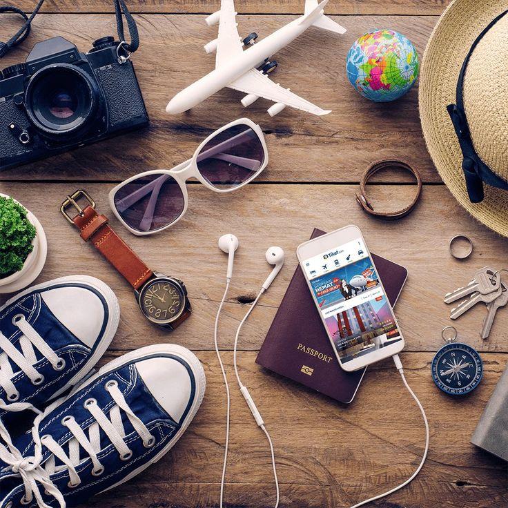 """""""Lg cari tiket liburan! Pas cek @tiket ada potongan 100rb utk Air Asia!! https://t.co/2AWUHqHAT1 #TiketcomPastiAda"""""""