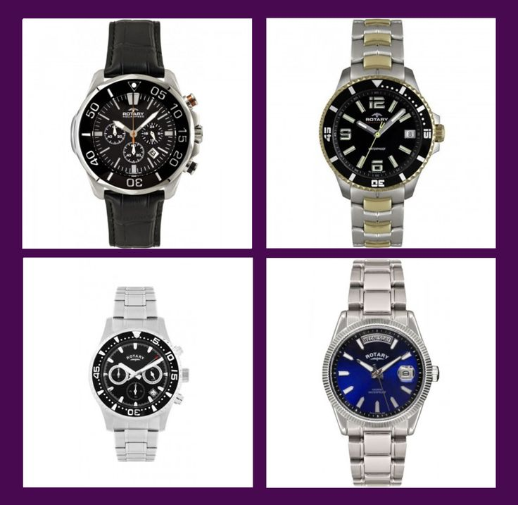 It's time to get a watch! Rotary Watches are now 25% off thru 1/17! http://www.samuelsjewelers.com/designers-brands/rotary-watches.html
