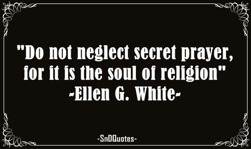 Top 100 Ellen G White Quotes That Are Changing Many Peoples Lives - Page 9