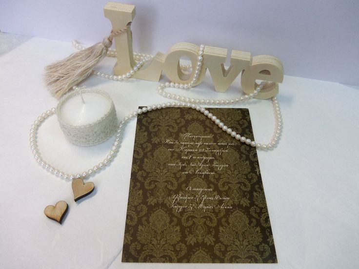 Wedding invitation <3 by Events2Love.gr