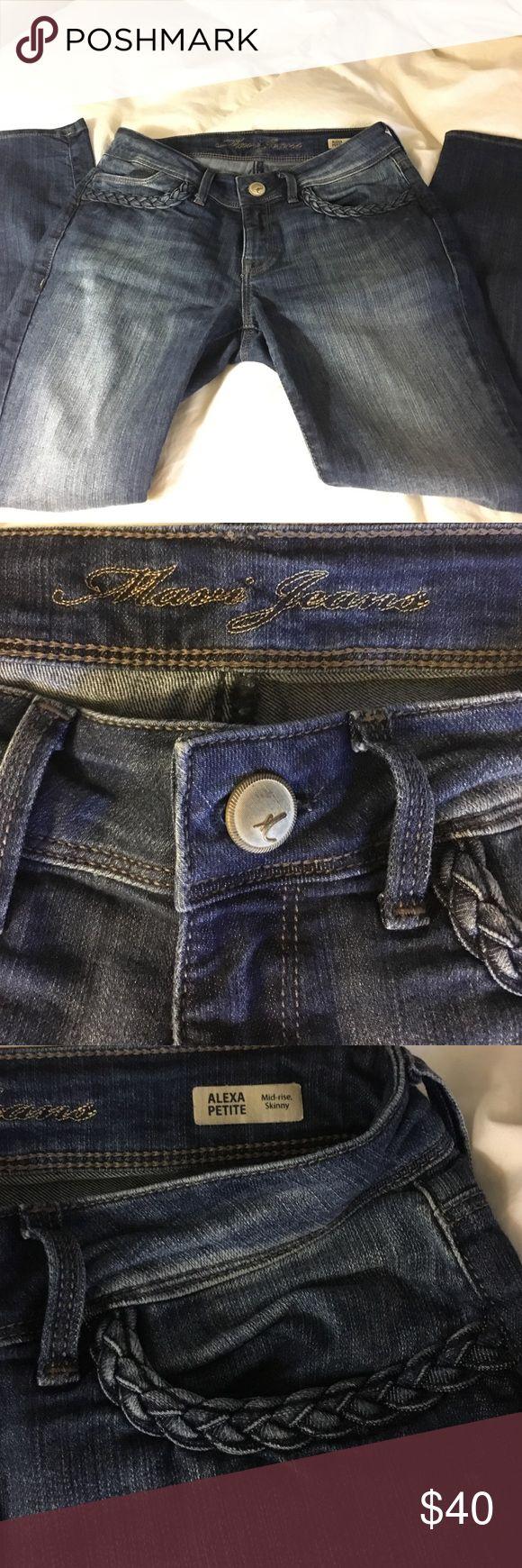 PRICE DROP ⬇️⬇️⬇️ Mavi Skinny jeans Mavi dark blue skinny jeans from Stitch Fix Mavi Jeans Skinny