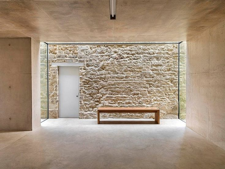 187 best rooms with stone walls images on Pinterest Architecture