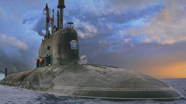 This is Russia's new nuclear attack submarine. Behold the Severodvinsk—the pride of the Russian Navy, the first of the post-Soviet era Yasen-class submarines. It entered service at the end of December 2013 and it will replace the old Akula-class and Alfa-class subs. But unlike those warships, and thanks to a new cruise missile, the Severodvinsk has strategic and tactical nuclear weapon capabilities.