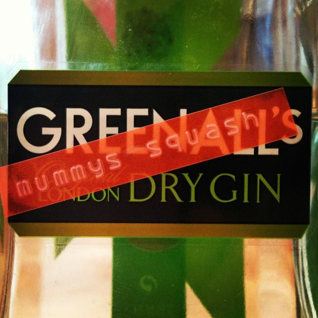 Label making fun #gin