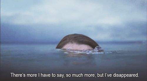 "Oh, and when Mer drowned. | 27 Times ""Grey's Anatomy"" Made You Sob Uncontrollably"