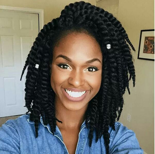 Love this..... think its called Havana Twists