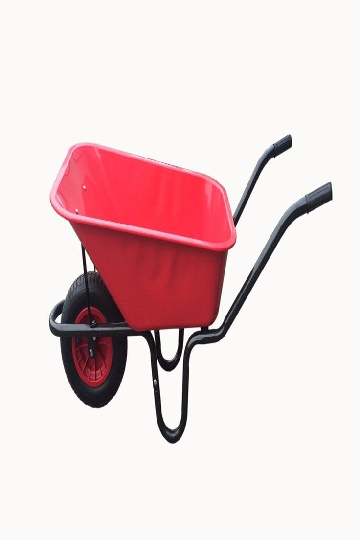 Details About 110l Garden Red Metal Pan Heavy Duty Wheelbarrow Litre 14 Red Pneumatic Wheel With Images Heavy Duty Wheelbarrow Wheelbarrow Wheelbarrow Garden