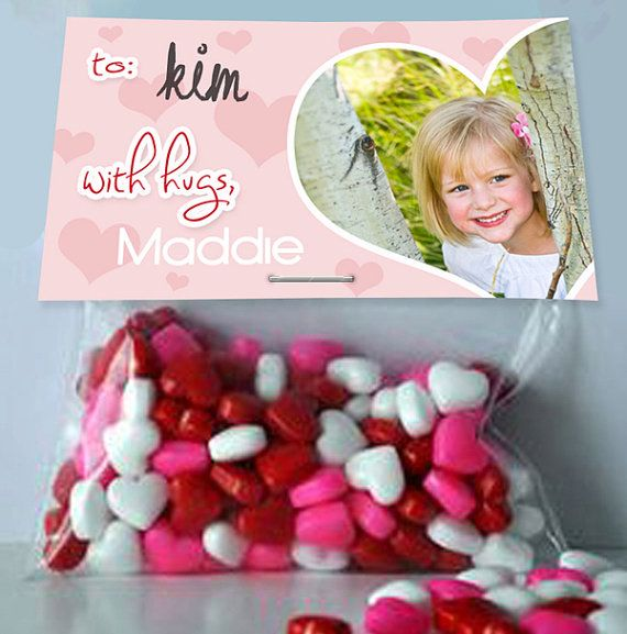 valentine's day treat bag ideas for school