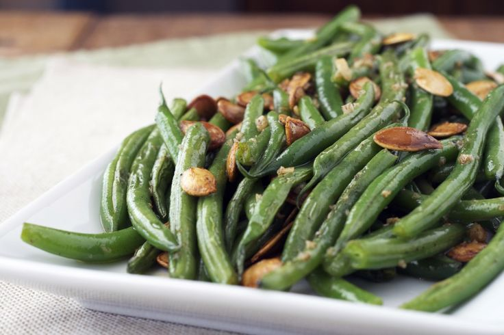 Green Beans with Brown Butter via DeliciouslyOrganic.net