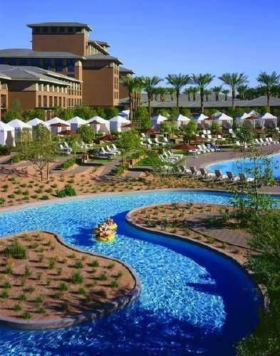 westin kierland Scottsdale, arizona resort... do yourself a favor and get in the lazy river...for hours;)