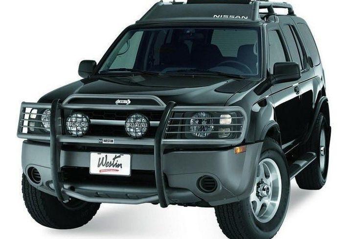 Westin 45-2060 Nissan Pathfinder 2005-2007 Sportsman Grille Stainless Single Hood Bar