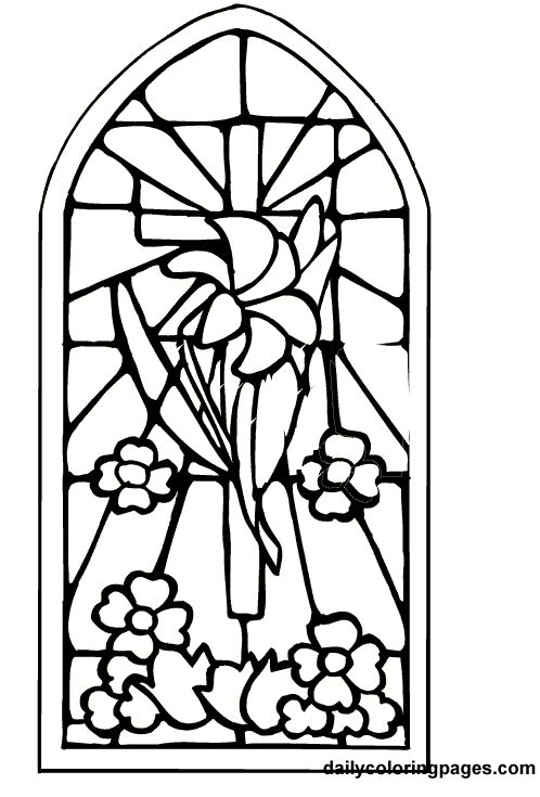 100 Ways to Celebrate Easter: coloring page | great ...