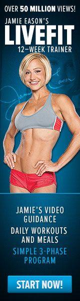 Bodybuilding.com - Jamie Eason's LiveFit Trainer: Day 1