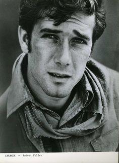 robert fuller actor   Robert Fuller---either Laramie or Wagon Train