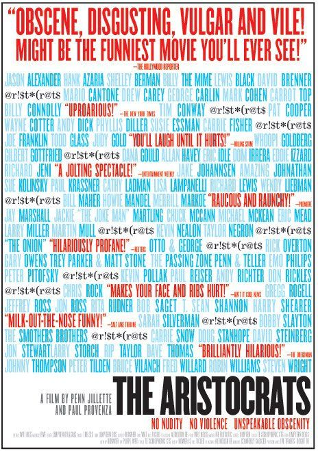 """'The Aristocrats' 