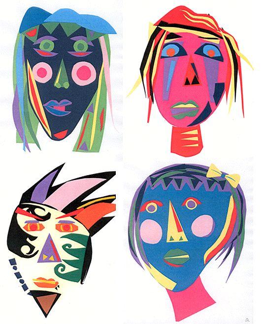 Art Lesson Plans | AdelleArt Lesson Plans Cute elementary portrait idea Google search link only