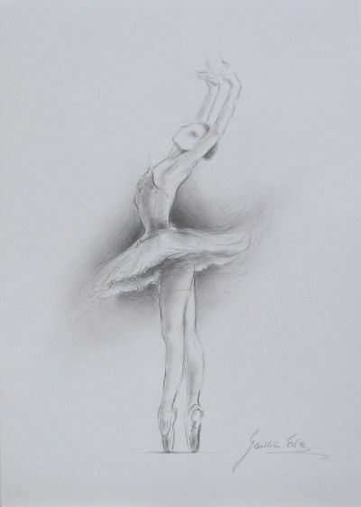 ORIGINAL crayon dessin 12 x 8 sur le livre blanc de par EwaGawlik, $25.00: