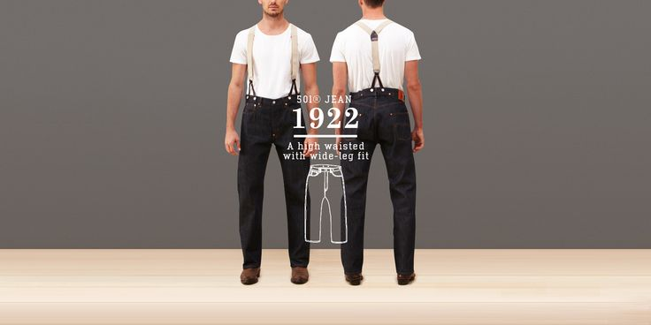 Learn the History | Levi's Vintage Clothing