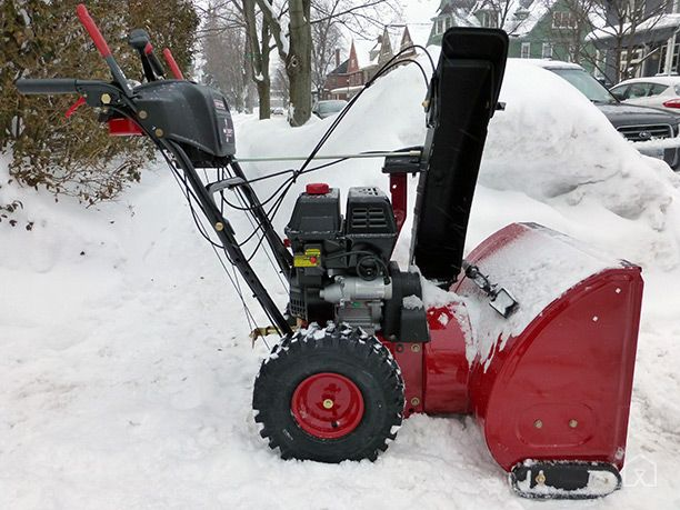 Snow Blower Found : Images about snow blowers on pinterest
