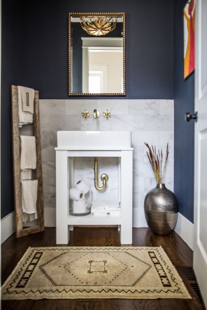 Stephanie Kraus Designs Blue And White Living Room A: 187 Best Images About Bathroom On Pinterest
