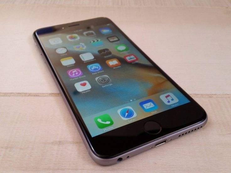 Apple iPhone 6 Plus (Verizon) GSM Unlocked 16GB Space Gray-MINT Condition 9.5/10 #gray #mint #condition #space #unlocked #iphone #plus #verizon #apple