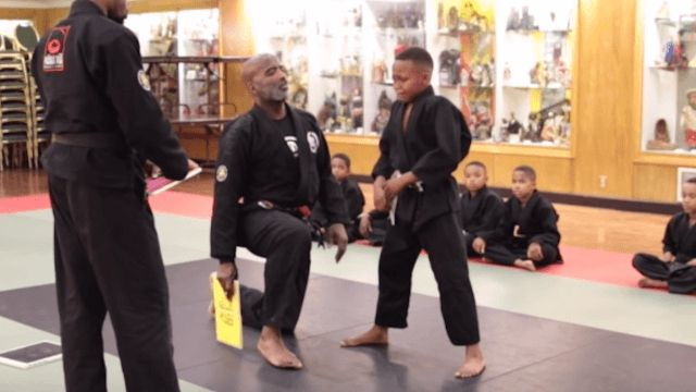 Martial arts instructor explains that it's okay for boys to cry.  |  What an amazing video!  Truly an extraordinary influence on these young men!