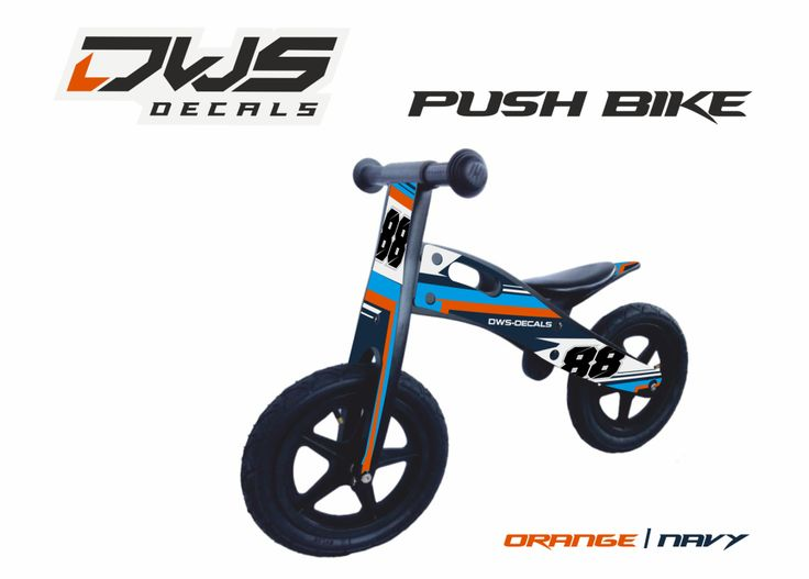 Push Bike Youngsters