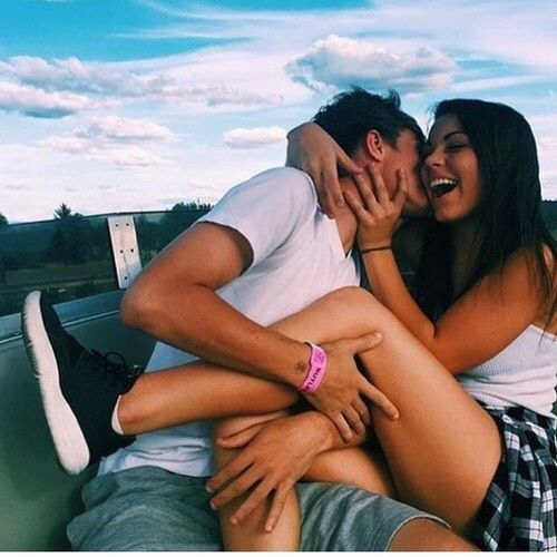 Elegant romance, cute couple, relationship goals, prom, kiss, love, tumblr, grunge, hipster, aesthetic, boyfriend, girlfriend, teen couple, young love image  / Pinterest: @riddhisinghal6