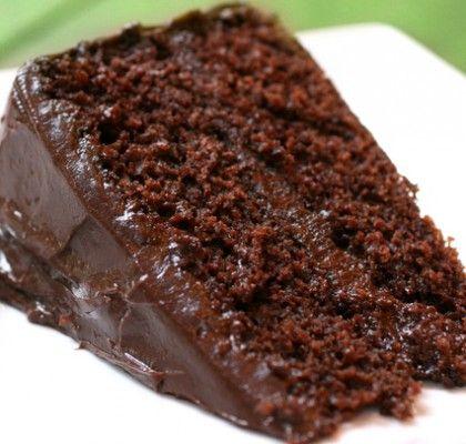receita de bolo de chocolate molhadinho